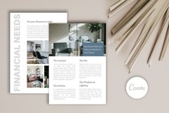 Real Estate Buyer's Packet, 12 Pages, Canva Product Image 2