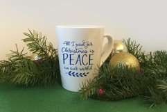 Christmas Mockup Bundle, Mug, Ornament, Flag, Xmas Mock-Ups Product Image 5