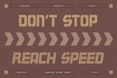 Dhaster Typeface Product Image 5