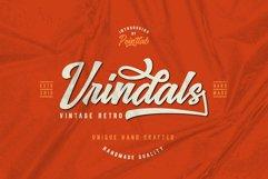 Vrindals Script Product Image 1