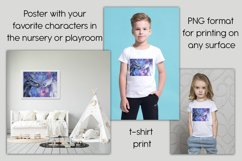 How to train your dragon Sublimation design, PNG/JPG File Product Image 2