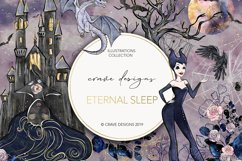 Eternal Sleep Clip Art Product Image 1