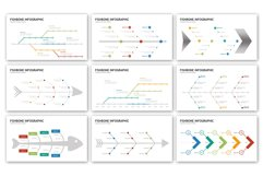 Fishbone Presentation - Infographic Template Product Image 4