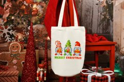 Gnomes Christmas sublimation designs Watercolor christmas Product Image 6
