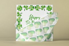 Clover. Watercolor set. PNG, JPG Product Image 7