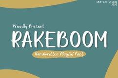 RAKEBOOM Product Image 1