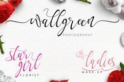 Yalanda Script Product Image 3