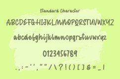 Playful Handwriting Font - Bentona Wilson Product Image 3