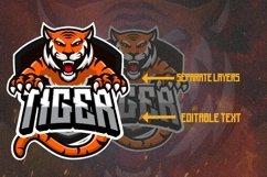 Tiger gaming logo Product Image 2