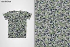 German Polygon Camouflage Patterns Product Image 5