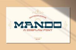 Mando Product Image 1
