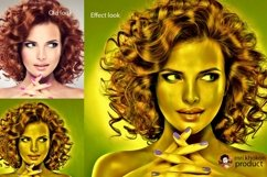 Gold Look Photoshop Effect Product Image 4