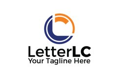 Letter L and Letter C logo Product Image 1
