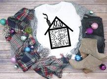 Christmas Quarantine svg|2020 Christmas svg|Christmas Svg Product Image 4