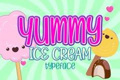 Yummy Ice Cream Product Image 1