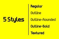 Evo - Sans&Decorative Typeface Product Image 2