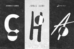 Zonas Typeface Product Image 5