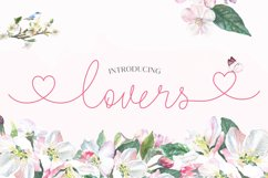 Lovers Script Product Image 1