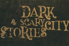 Hallowen Typeface Product Image 6