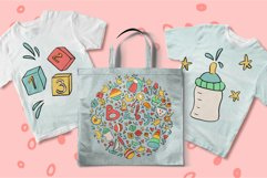Baby cute vector collection Product Image 2