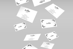 Eye catching art business card Product Image 3