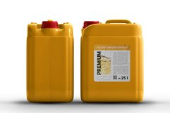 Plastic Canister Mockup Product Image 5