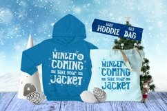 Web Font Ice cave Font Product Image 3