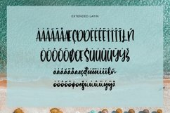 Web Font Fatherland - Cute Handwritten Font Product Image 6