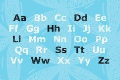 Web Font Organic Poster Font Product Image 5