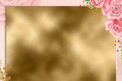 42 Antique Gold Foil Papers Product Image 3