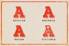 Marline - Vintage Texture Font Product Image 5