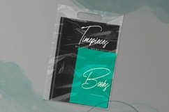 Web Font Superfarms - Signature Script Font Product Image 3