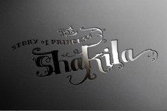 Shakila Typeface Hand Drawn Ornament Product Image 3