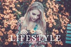 25 Lifestyle Photoshop Actions Product Image 1