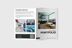 Multipurpose Bifold Brochure Template | Portfolio Brochure Product Image 4