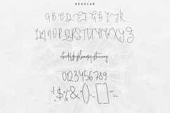 Good Wish Signature font Product Image 4