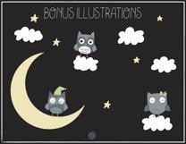 Goodnight Handmade Font Product Image 3