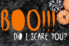 Spooky Night - A Creepy Font Product Image 4