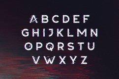 Avalon - Glitch Font Product Image 2