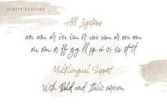Stephen & Gillion - Signature Script Product Image 4
