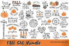 Fall SVG Bundle. Product Image 1