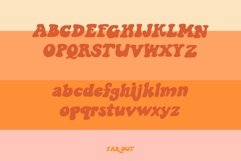 Far Out! - A Groovy Typeface Product Image 2