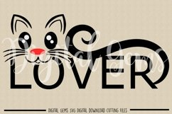 Cat SVG / PNG / EPS / DXF files Product Image 2
