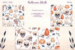 Halloween Skulls Product Image 5