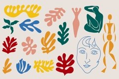 Matisse cutout procreate stamp brushes Product Image 4