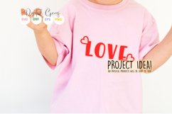 Love SVG / EPS / DXF / PNG Files Product Image 2