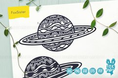 Planets Svg, Universe Svg, Space Svg, Pdf, Dxf, Png, Eps Product Image 4