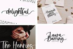 Farmhouse Font Bundle - Handwritten Fonts | Part 2 Product Image 3