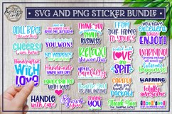 Small Business Sticker Bundle   24 Mail Packaging Stickers Product Image 1