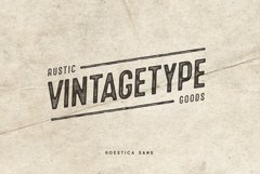 Roestica Vintage Sans Product Image 6
